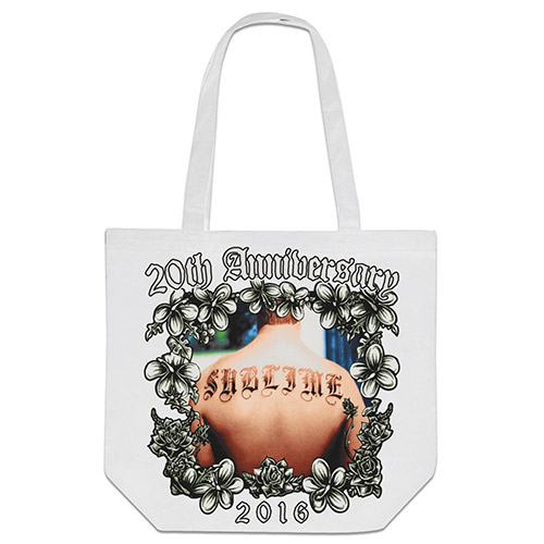 20th Anniversary Self Titled Tote Bag