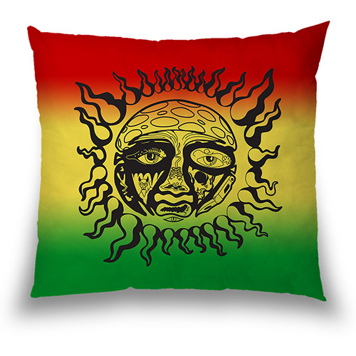 Sublime Sun Logo Pillow