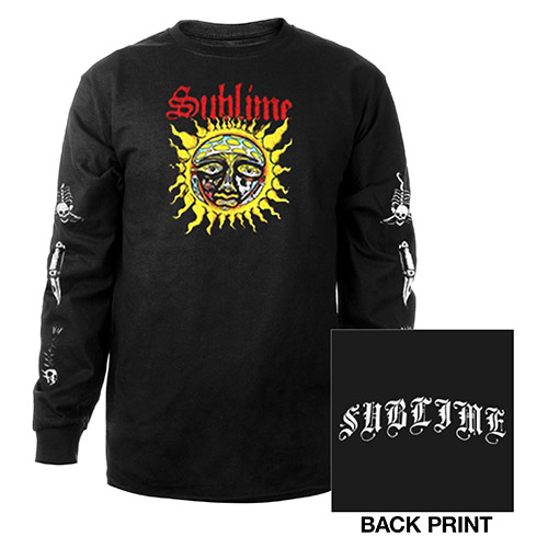 Sublime Long Sleeve Tee