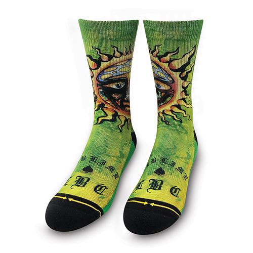 Sun Logo Socks