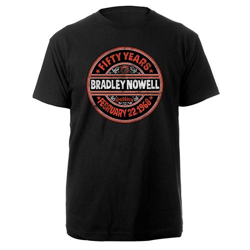 50 Years Bradley Nowell Tee