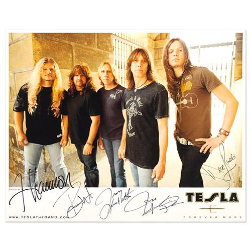 Tesla the Band photo