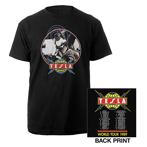 The Great Radio Controversy Tour Tee