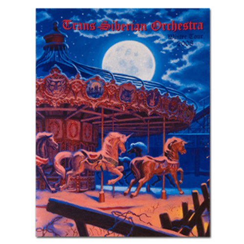 Trans-Siberian 2008 Tour Program - East