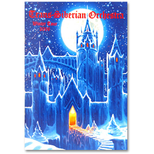 Trans-Siberian Orchestra 2006 East Tour Program