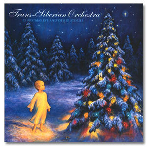 Trans-Siberian Orchestra's Christmas Eve and Other Stories CD