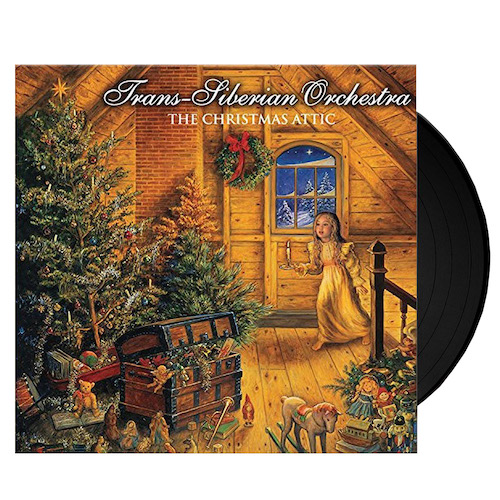 Trans-Siberian Orchestra's The Christmas Attic 2LP