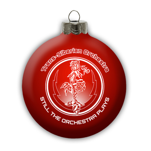 2017 Winter Tour Ornament