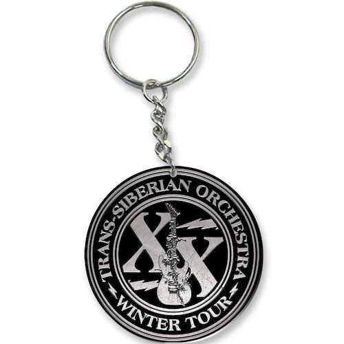 Winter Tour XX Keychain