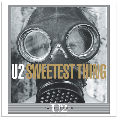 "The Single Collection ""SWEETEST THING"" Lithograph"