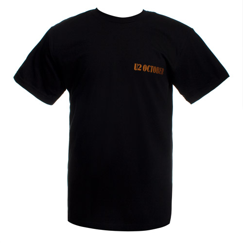'OCTOBER' Logo T-Shirt