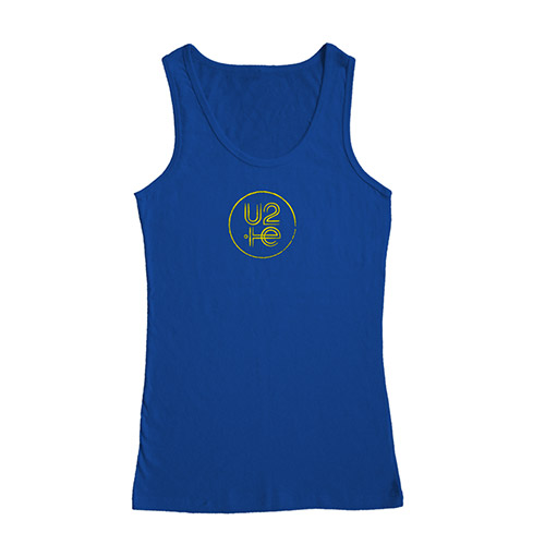 U2ie Tour Logo Women's Tank Top