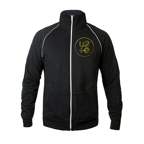 U2ie Tour Unisex Full Zip Track Jacket