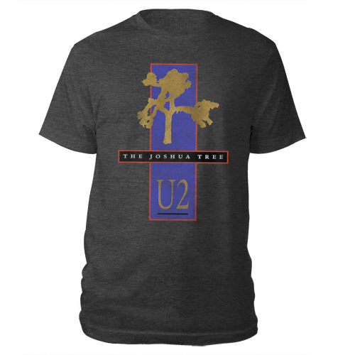 U2 Joshua Tree Live Men's T-Shirt
