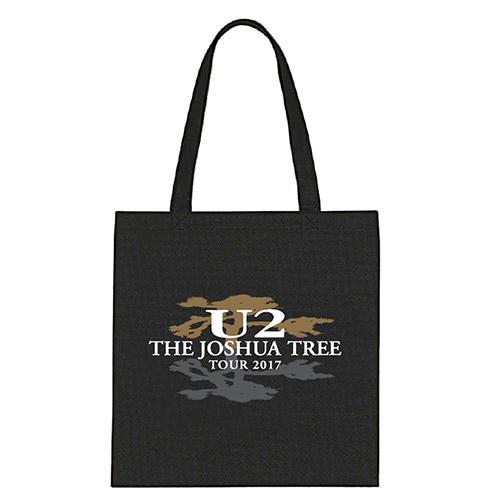 The Joshua Tree Tour 2017 Logo Tote Bag