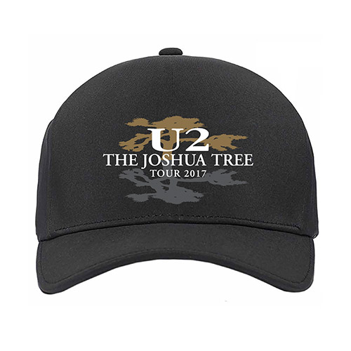 The Joshua Tree Tour Logo Cap