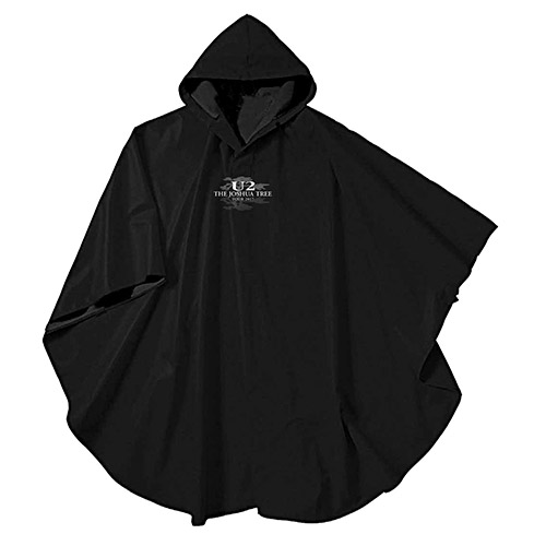 The Joshua Tree Tour 2017 Logo Poncho