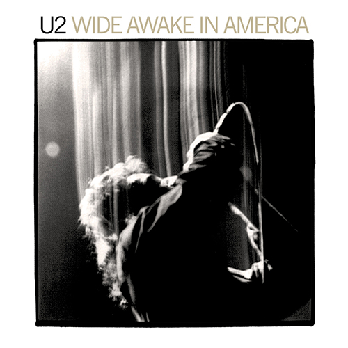 U2 Wide Awake In America EP