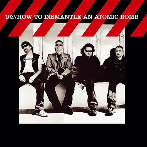 How To Dismantle An Atomic Bomb LP