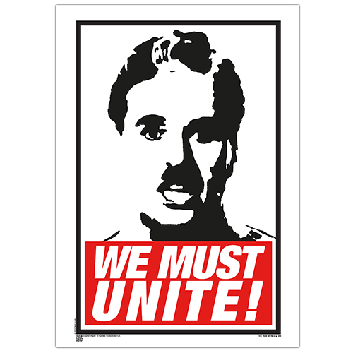 We Must Unite Limited Edition Screenprint