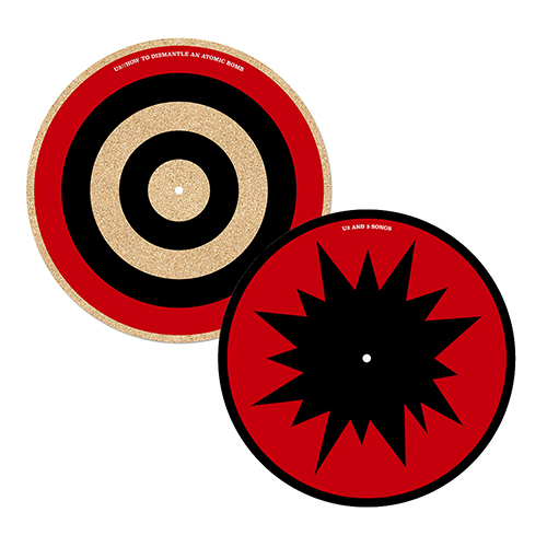 How To Dismantle An Atomic Bomb Slipmat Set