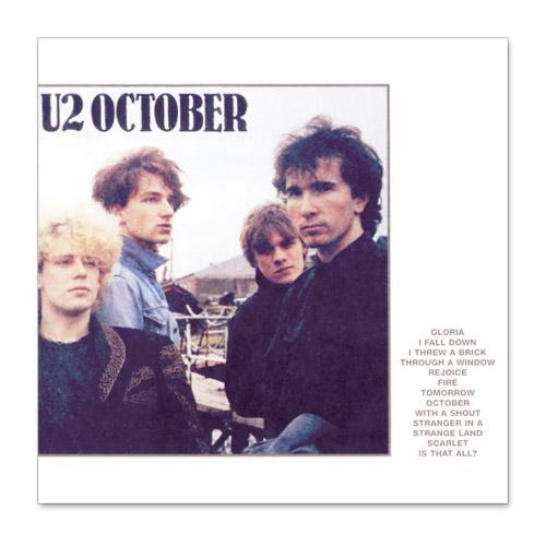October - Digital Album - MP3