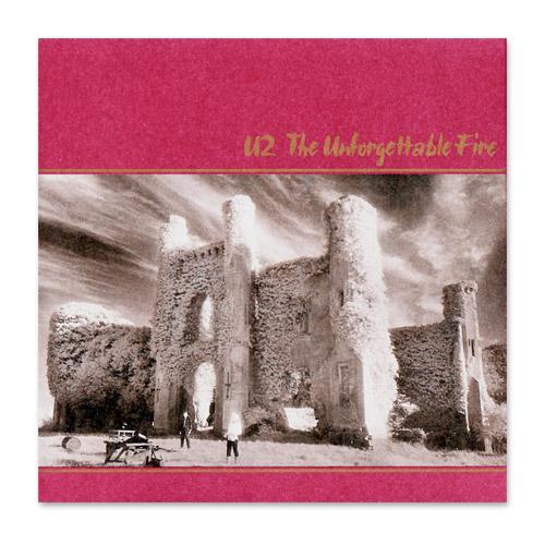 The Unforgettable Fire - Digital Album - MP3