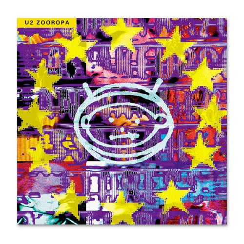 Zooropa - Digital Album - MP3