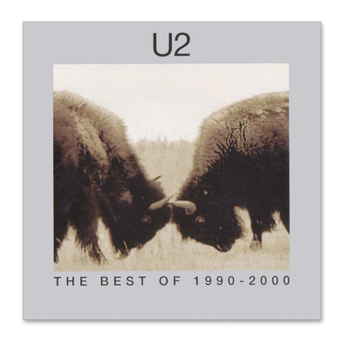 U2 Official Store | The Best Of 1990-2000 - Digital Album - MP3