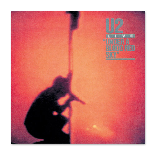 U2 Official Store | Under A Blood Red Sky - Digital Album - FLAC