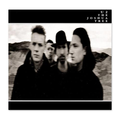 The Joshua Tree - Digital Album - FLAC