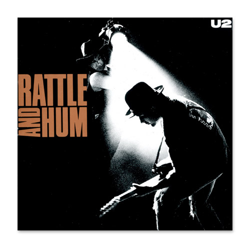 Rattle And Hum - Digital Album - FLAC