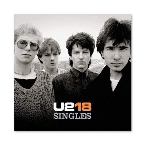 U218 Singles - Digital Album - FLAC