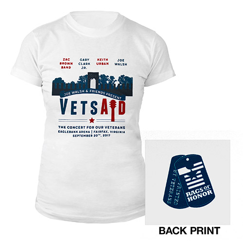 VetsAid Women's Tee