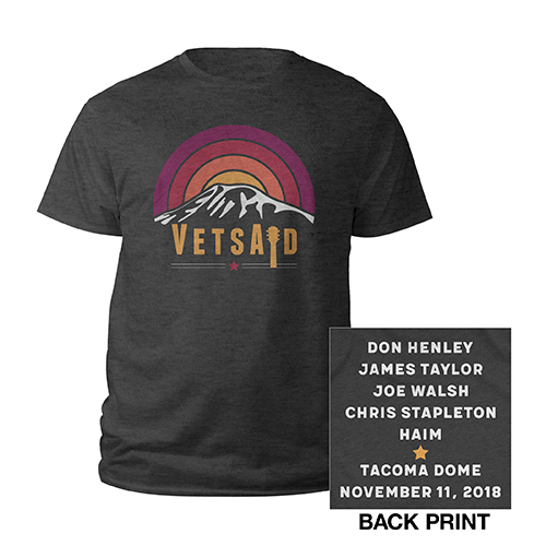 VetsAid Mountain Youth Tee