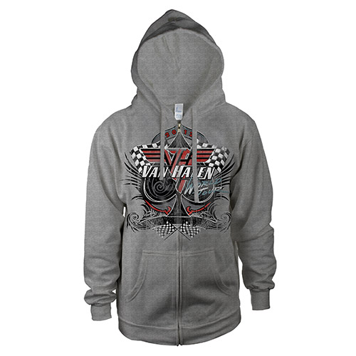 World Tour Zip Hoodie