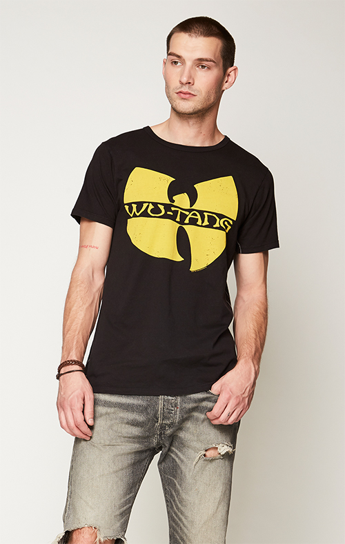 Wu-Tang Clan Short Sleeve Tee