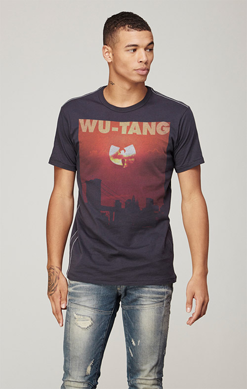 Wu Tang Clan Short Sleeve Tee