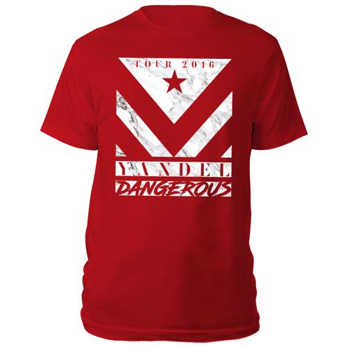 Dangerous 2016 Tour T-Shirt