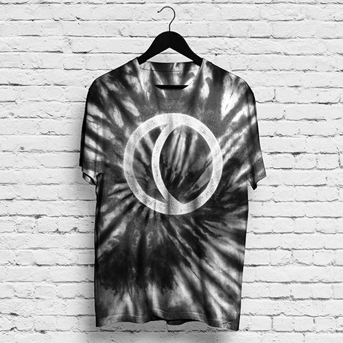 YMAS Tie Dye Logo T-shirt