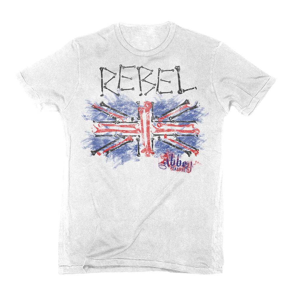 Abbey Dawn Official Store | Rockin' Rebel Flag Tee