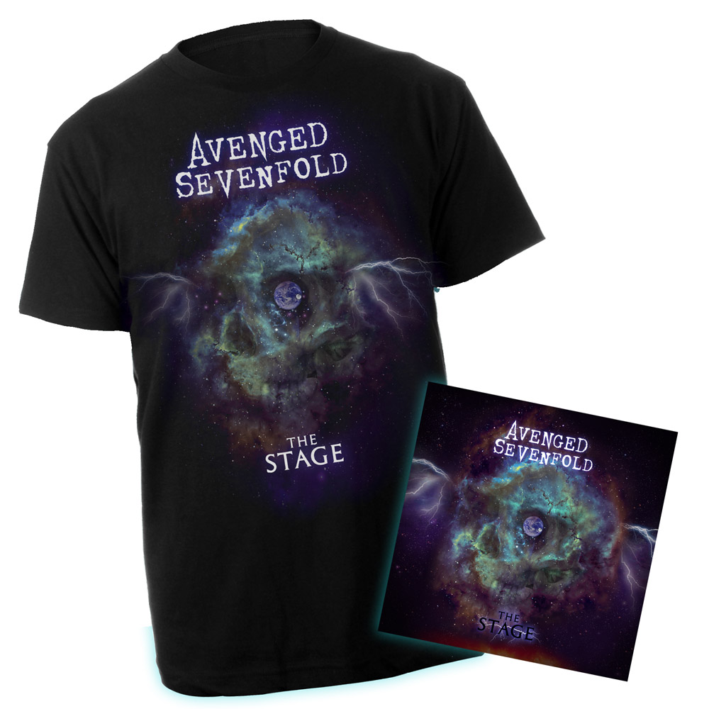 The Stage Tee CD
