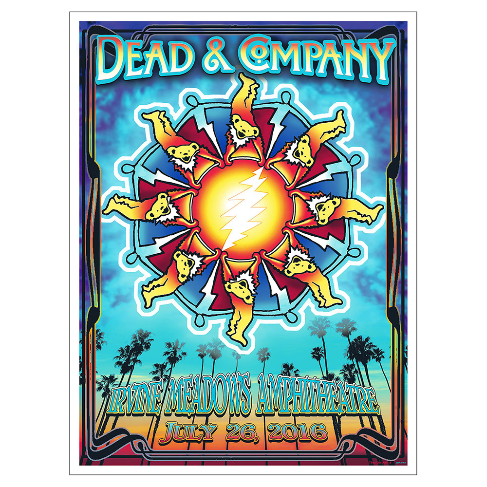Dead & Company Official Store   Posters