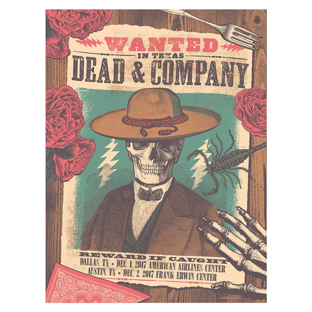 05d941686a2 Texas Fall Tour Exclusive Tour Poster