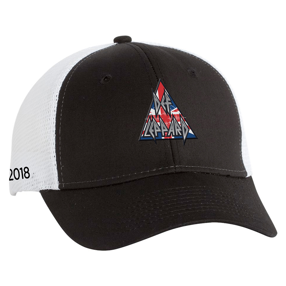 pretty nice a87b2 1e26c Tour 2018 Union Jack Trucker Hat