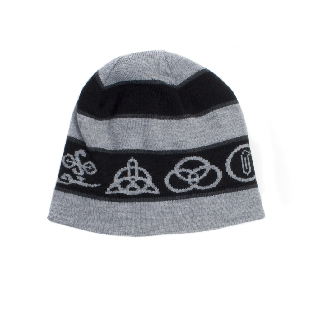 Led Zeppelin Official Store Four Symbols Beanie Hat