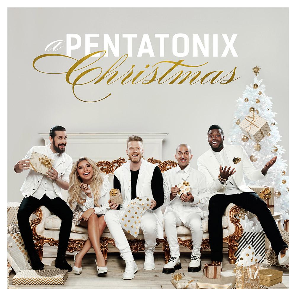 Pentatonix Official Store | \'A Pentatonix Christmas\' CD