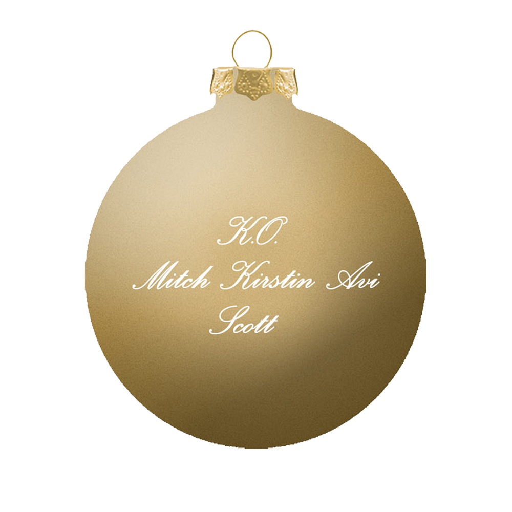 Pentatonix Christmas Deluxe.Pentatonix Official Store A Pentatonix Christmas Gold Ornament