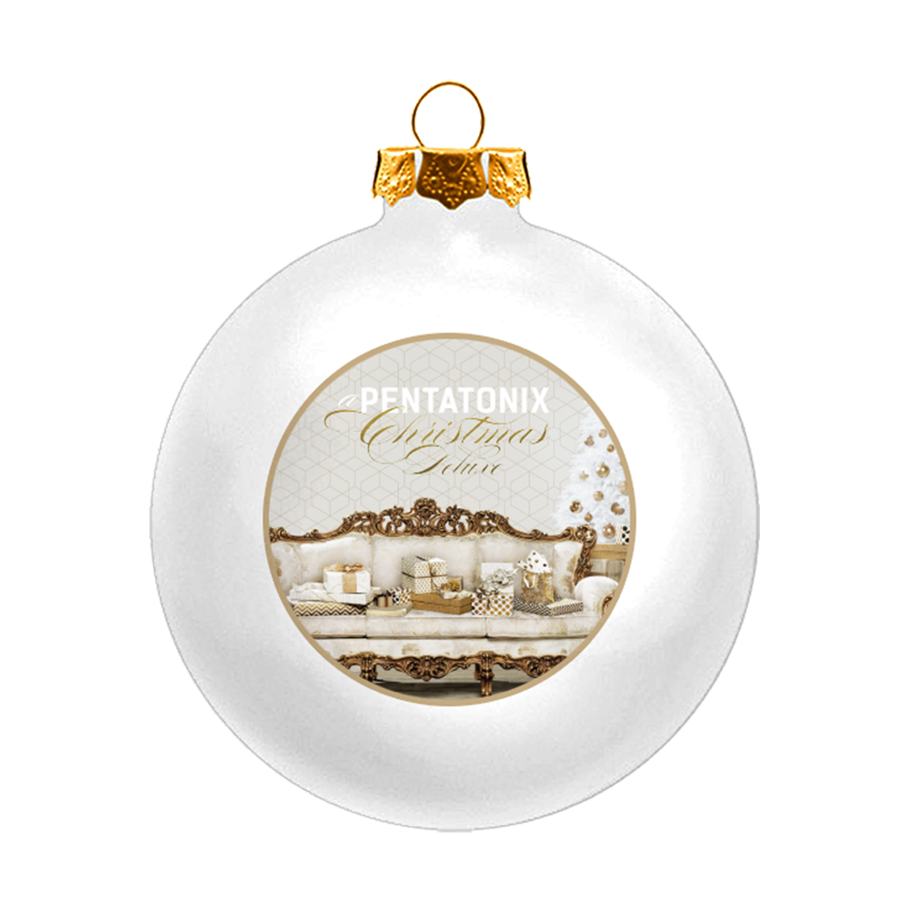 Pentatonix Christmas Deluxe.Pentatonix Official Store A Pentatonix Christmas Deluxe Ornament