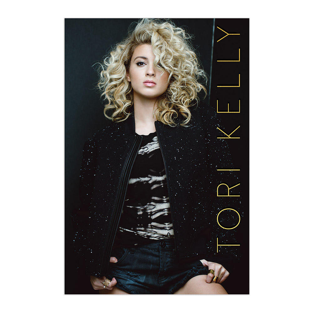 Tori Kelly Official Store Tori Kelly Portait Poster